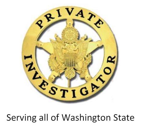 Central Washington Polygraph & Investigations, LLC